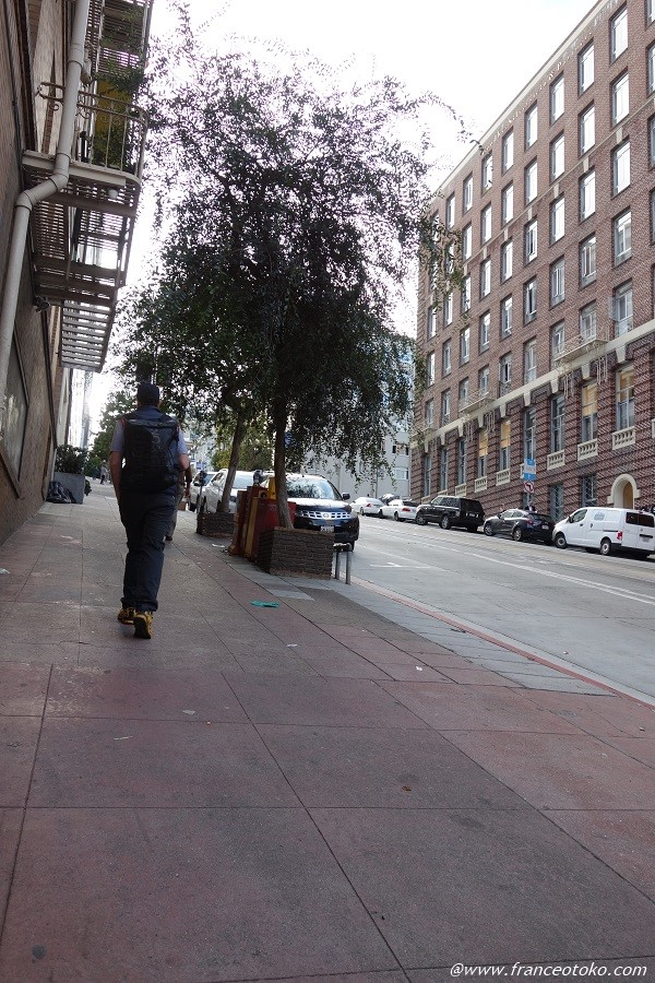 サンフランシスコ ビル