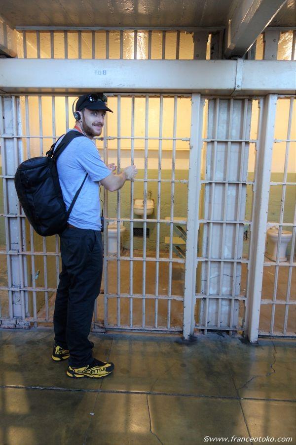 アルカトラズ刑務所 観光