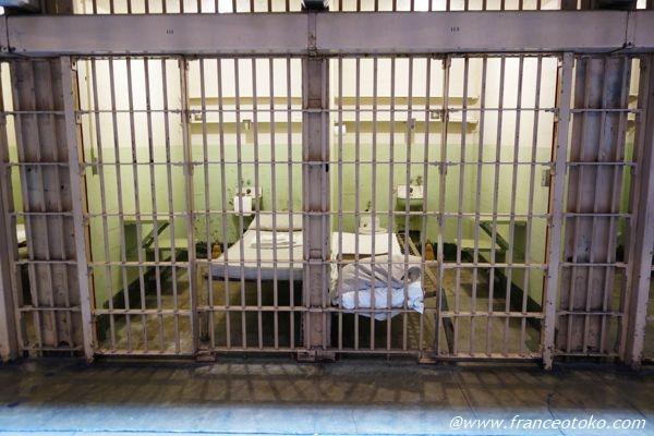 監獄 アルカトラズ