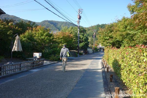 嵐山 散歩