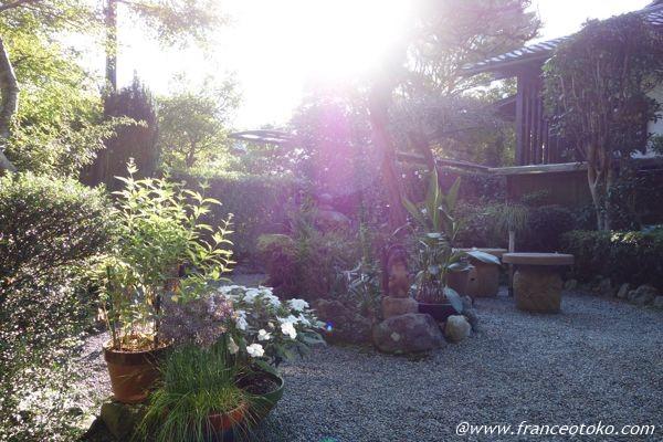 嵐山 日本庭園