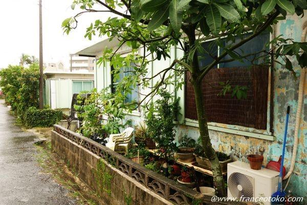 沖縄 外人住宅