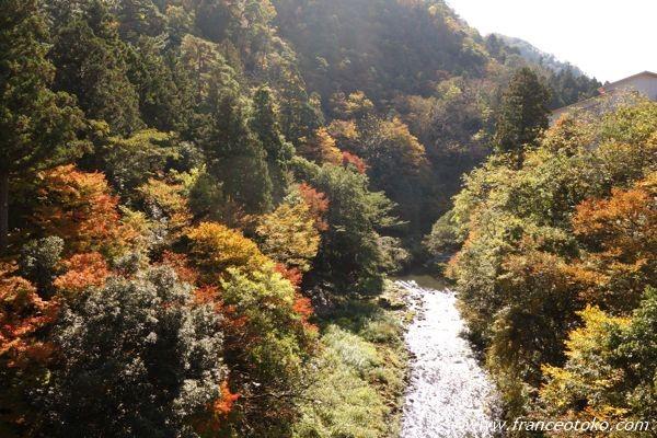 鶴仙渓 石川