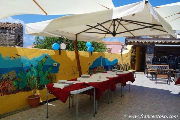 シチリア レストラン