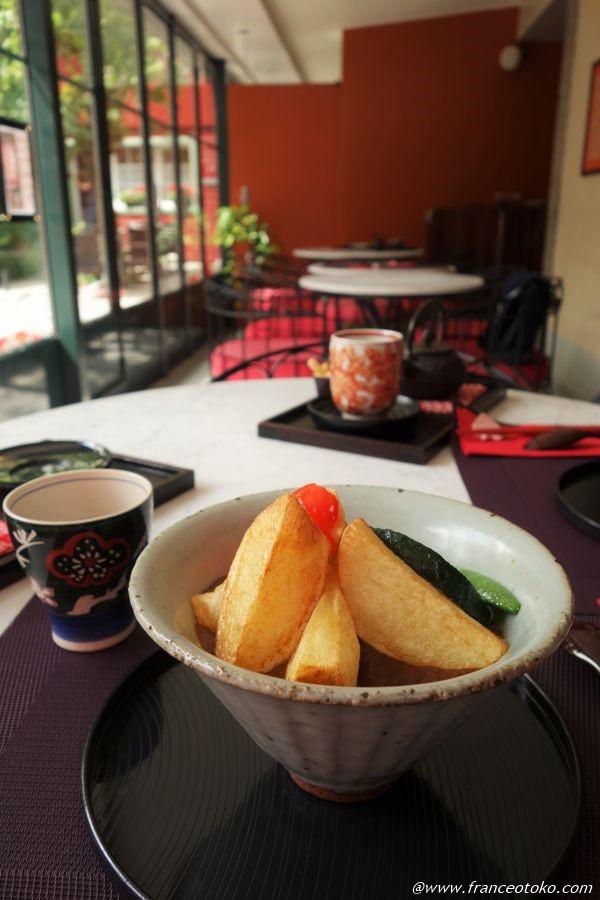 Mat'cha Restaurant, Chamonix