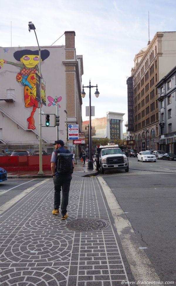 サンフランシスコ 散歩