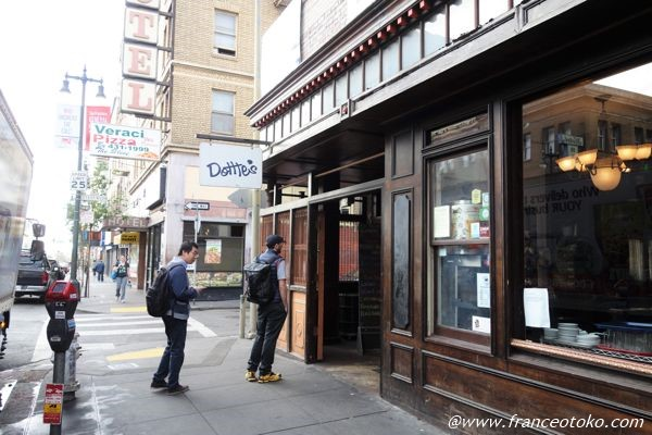 Dottie's True Blue Cafe (サンフランシスコ)