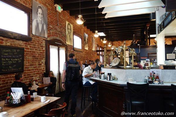 Dottie's True Blue Cafe  サンフランシスコ