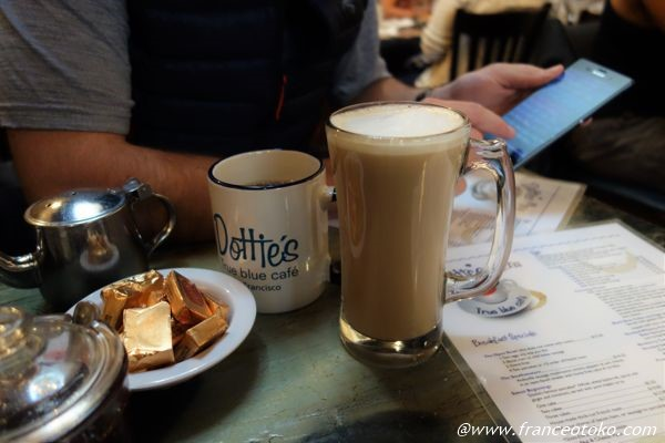 Dottie's True Blue Cafe  サンフラン ブランチ