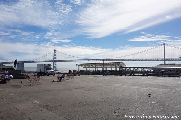 サンフランシスコ 港