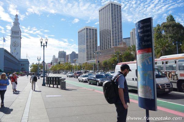 サンフランシスコ 高層ビル
