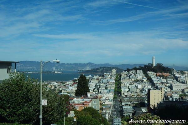 サンフランシスコ 坂