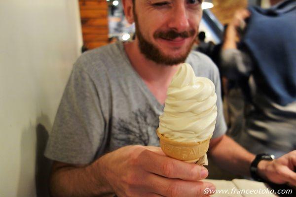super duper サンフランシスコ アイスおいしい