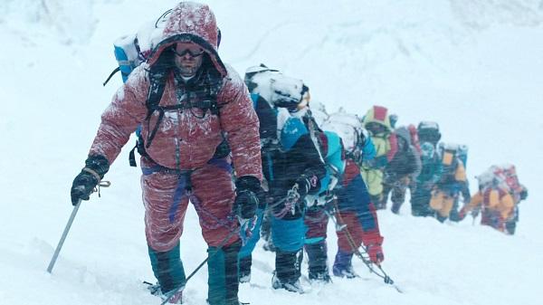 エベレスト 3D 映画
