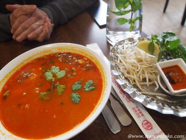 フランス ベトナム料理 ヌードル