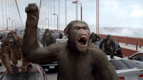 猿の惑星 ライジング サンフランシスコ