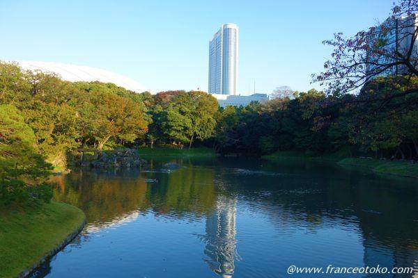 東京 庭園散歩