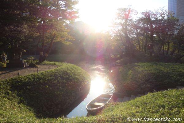 東京 庭園 散策