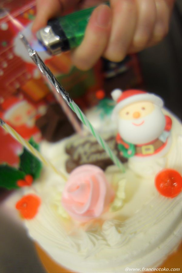 昭和なクリスマス