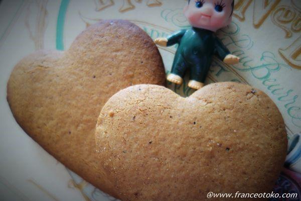 クッキー ハート