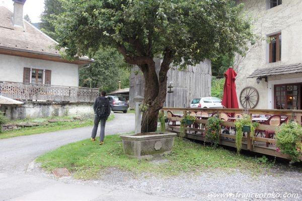 シャモニー 近隣の村