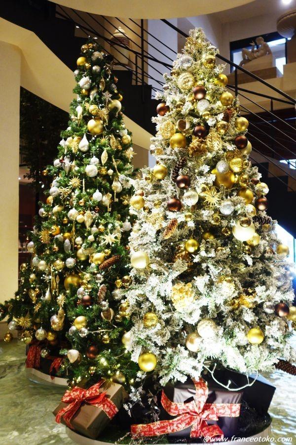 ホテル日航 クリスツマスツリー