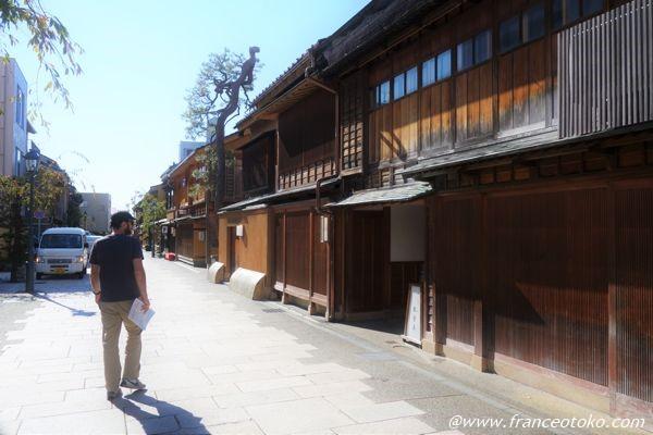 金沢 観光 にし茶屋街