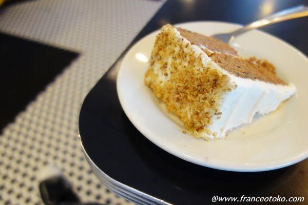 キャロットケーキ アメリカ