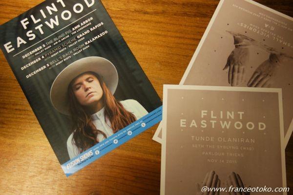 flint eastwood