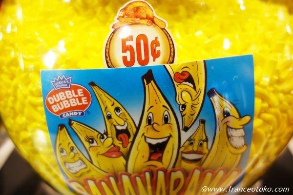 アメリカ クレイジーなバナナ