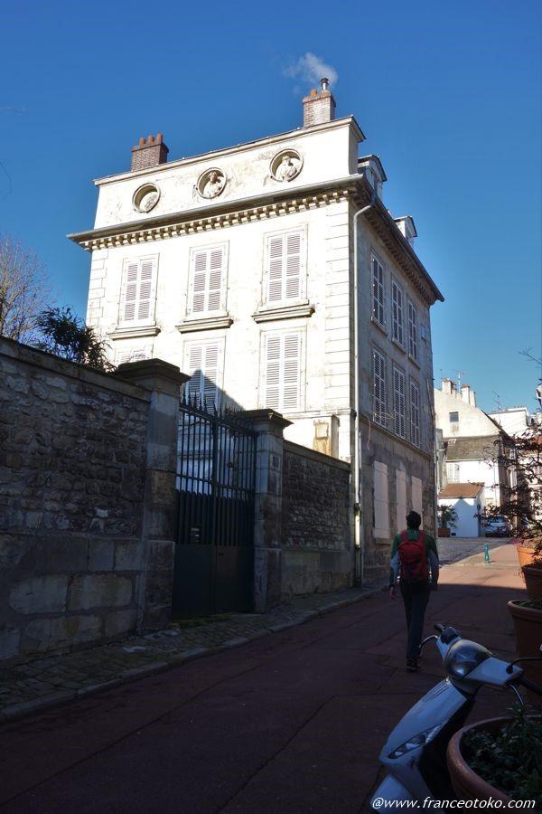 フランス 豪華なお屋敷