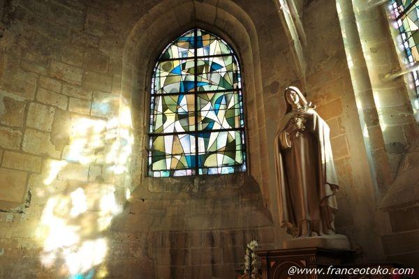聖母マリア フランス