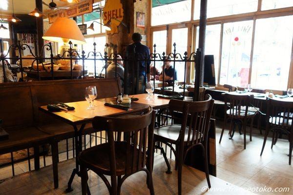 17区 パリ レストラン ランチ