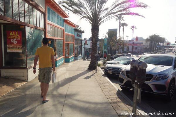 ロサンゼルス ショッピング