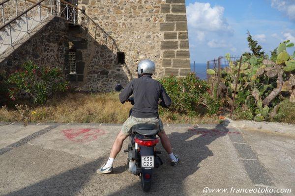 イタリア バイク ベスパ
