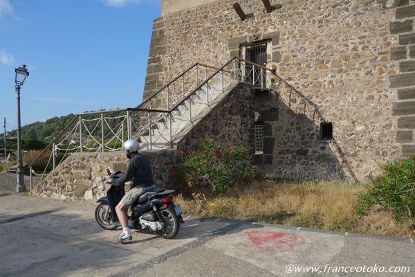 イタリア バイク