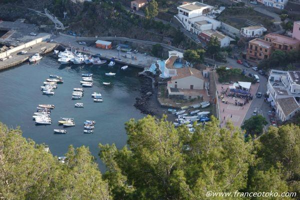 南イタリア 島暮らし