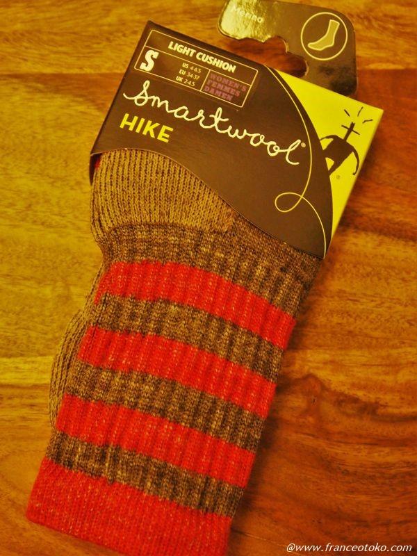 スマートウール 靴下