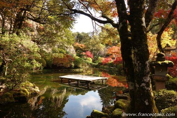 石川県 観光 紅葉