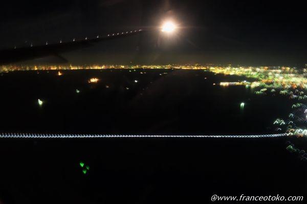 羽田 夜景