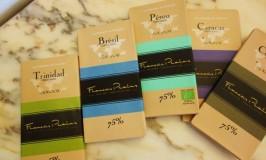 上質美女のチョコレート道!フランソワ・プラリュ François Pralus