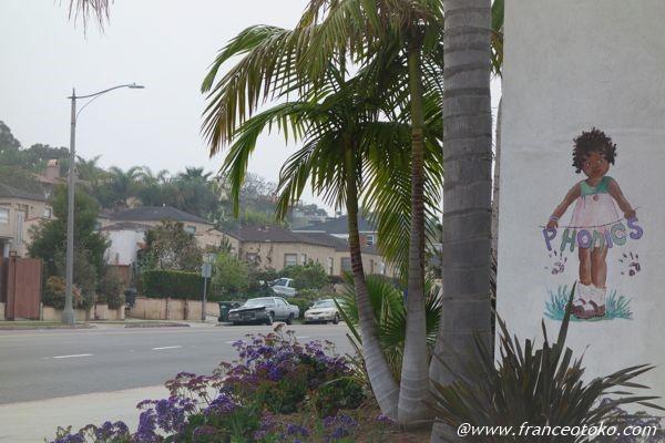 レドンドビーチ ロサンゼルス