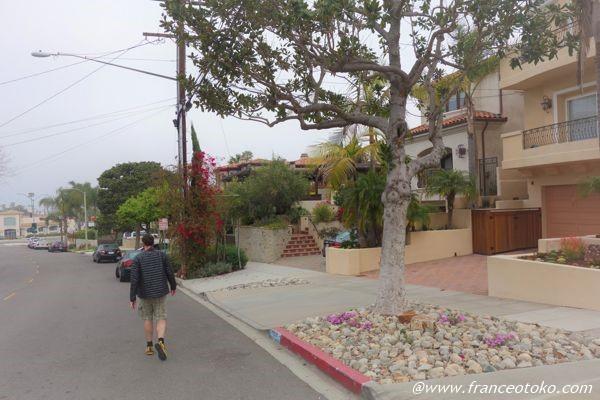 ロサンゼルス 散歩