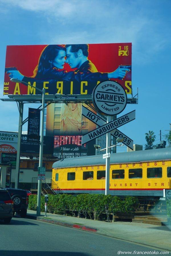 ハリウッド 広告