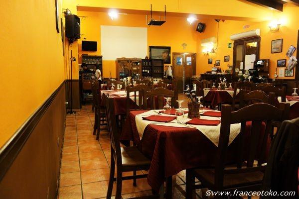 ウスティカ レストラン