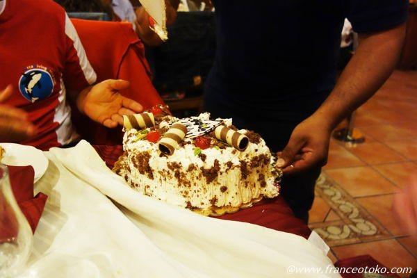 イタリア ケーキ
