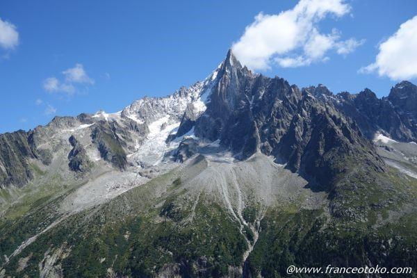 メール・ド・グラース氷河