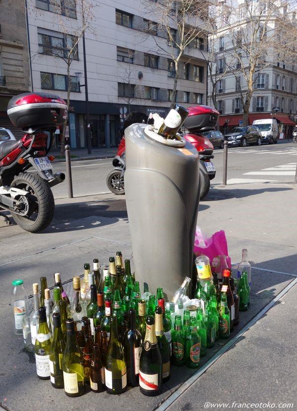 パリ 酒飲み