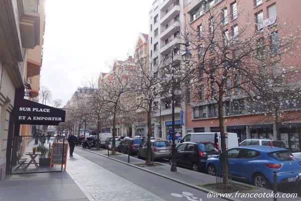 マグノリア パリ