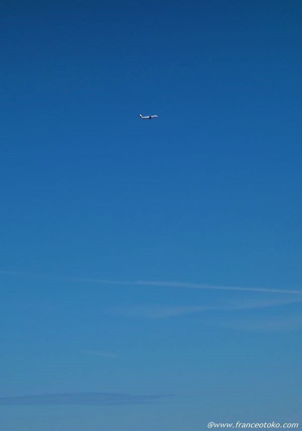 飛行機 空飛ぶ